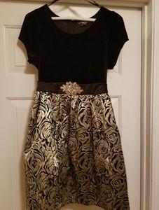 💞Sequin Hearts Dress